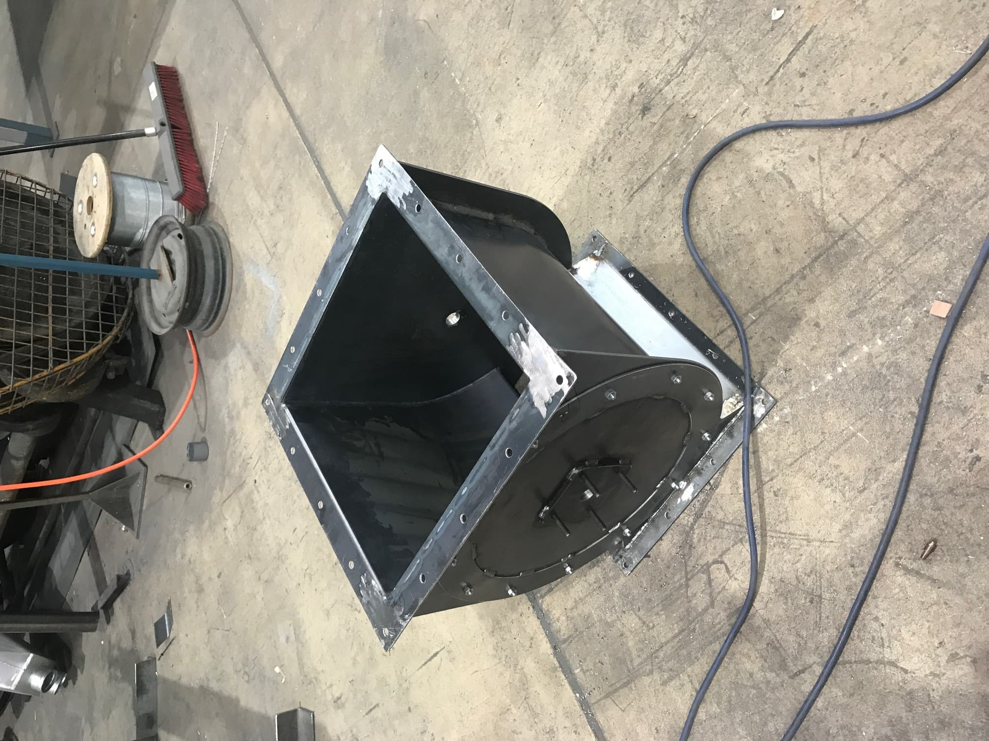 Rv Body During Fabrication 400x400 Inlet 2