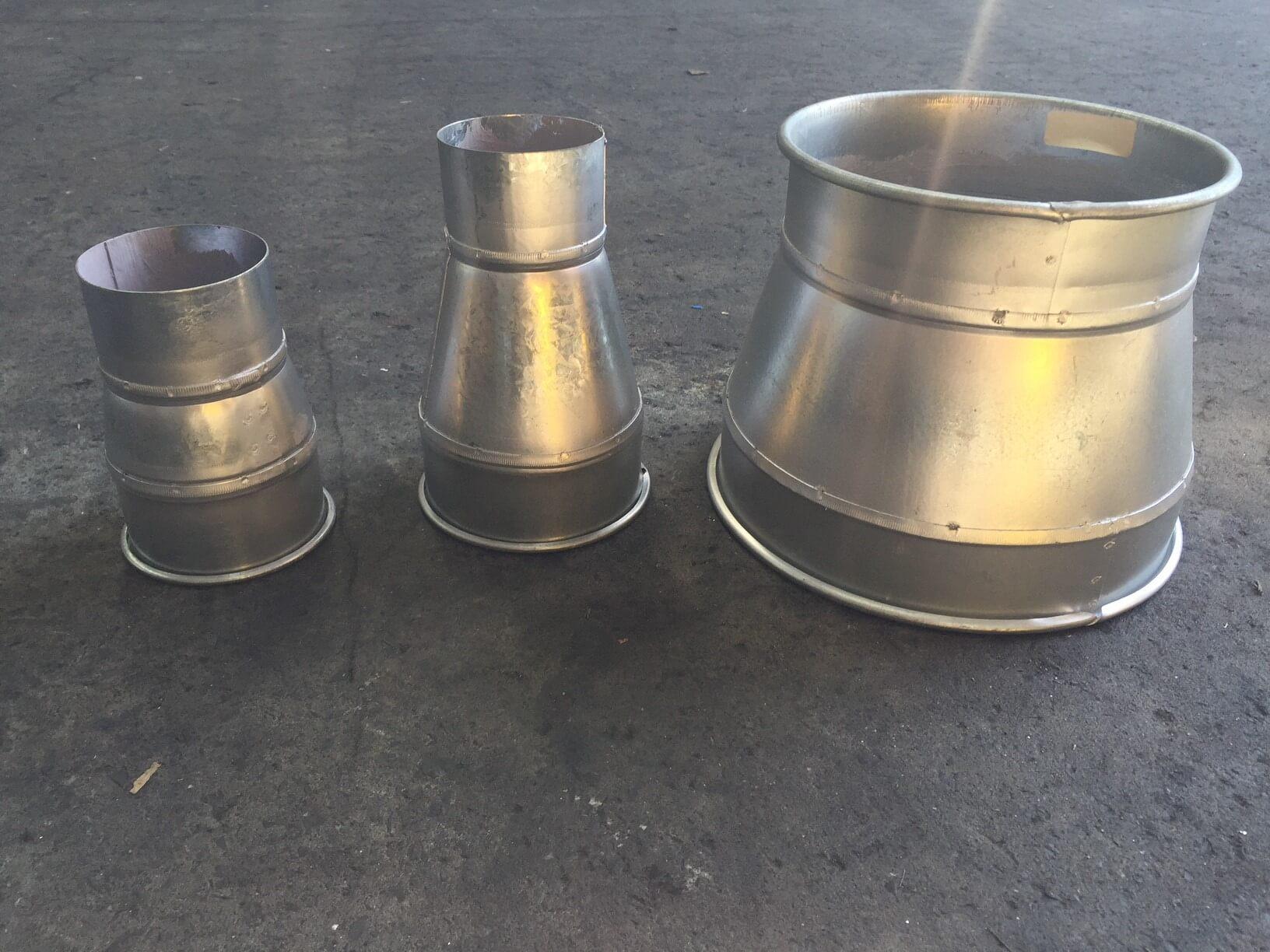 Reducer Cones Various