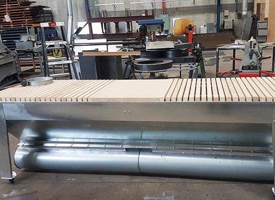 Downdraft Table Big 2