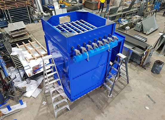 Pulse Jet Dust Collector Big 1