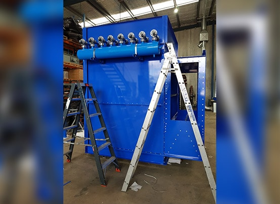 Pulse Jet Dust Collector Big 4
