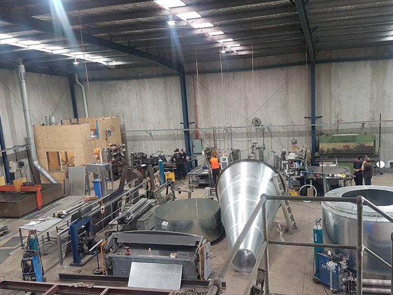 Sheetmetal Fabrication Gallery 1