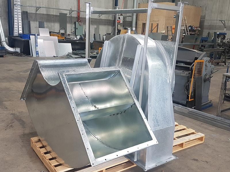 Sheetmetal Fabrication Gallery 6